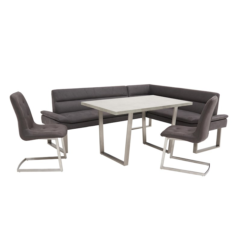 Arturo Table  Corner Bench   2 Chair Set. Dining Room Furniture and Dining Sets   Sterling Furniture