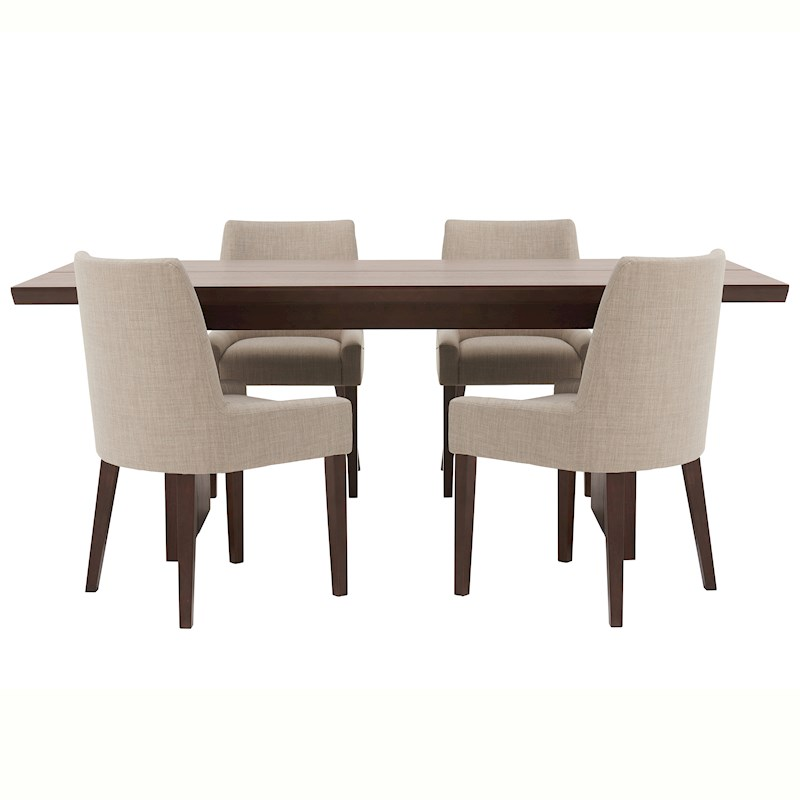 Camden Dining Table & 4 Avon Chairs