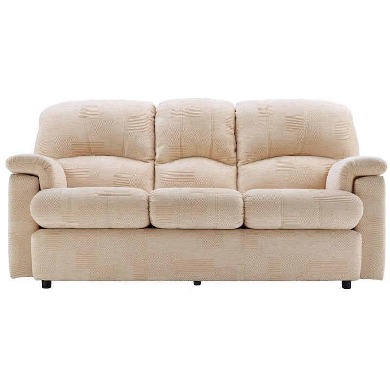 G Plan Chloe Fabric 3 Seater Sofa Sterling Furniture