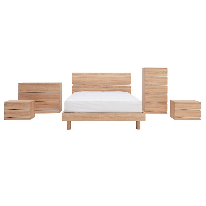 Geneva Bedroom Package With Bed