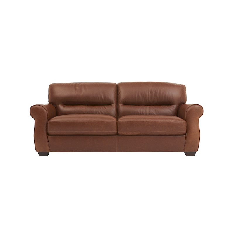Leather Dye For Sofas Uk: Isaac 3 Seater Sofa
