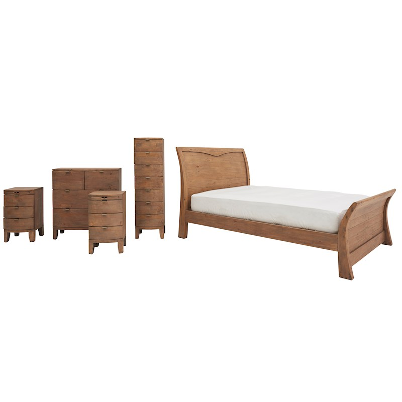 Lexington Bedroom Package With Bed
