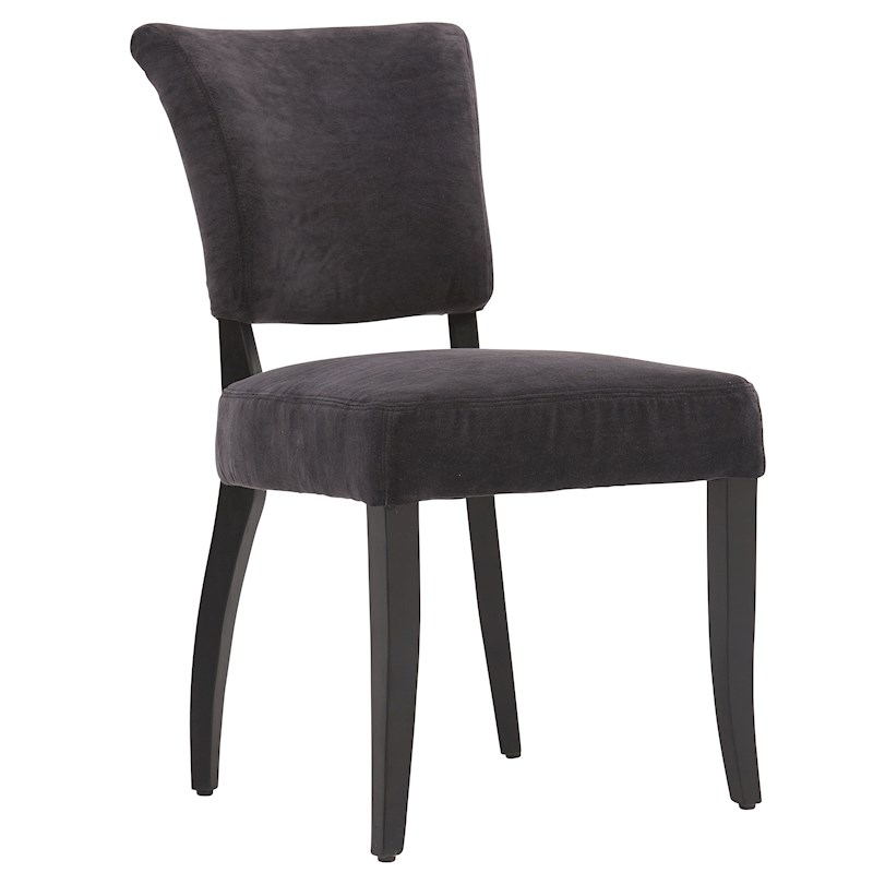 Halo Mimi Black Leg Dining Chair | Sterling Furniture