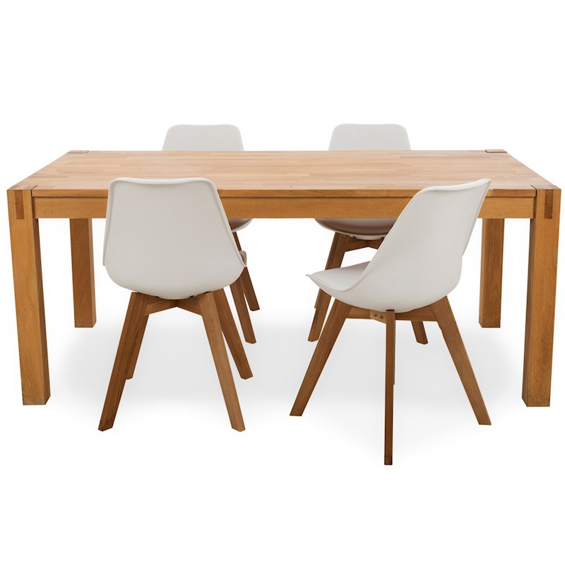 royal oak dining table 4 chairs collections