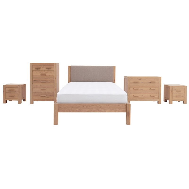 Svende Package With Bed Sterling Furniture