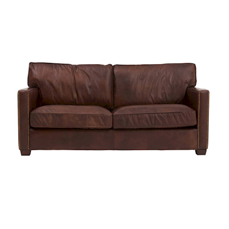 Leather Dye For Sofas Uk: Halo Viscount William 2 Seater Sofa